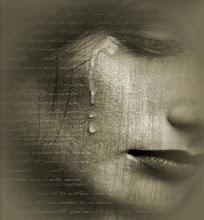 Nunca llores por alguien...