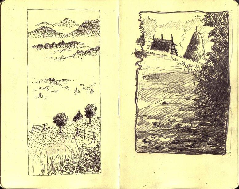 La vallée de l'Iza