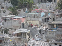Haiti Shanty Homes