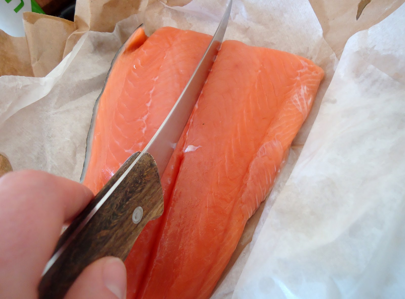 FIVE O'CLOCK FOOD: Beet Cured Salmon Gravlax with Wild Arugula Salad