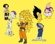 Dragon Balll Simpson