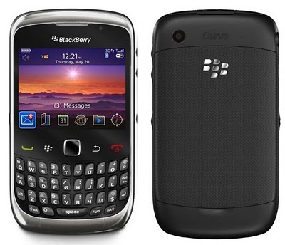 3G BlackBerry Curve 9300
