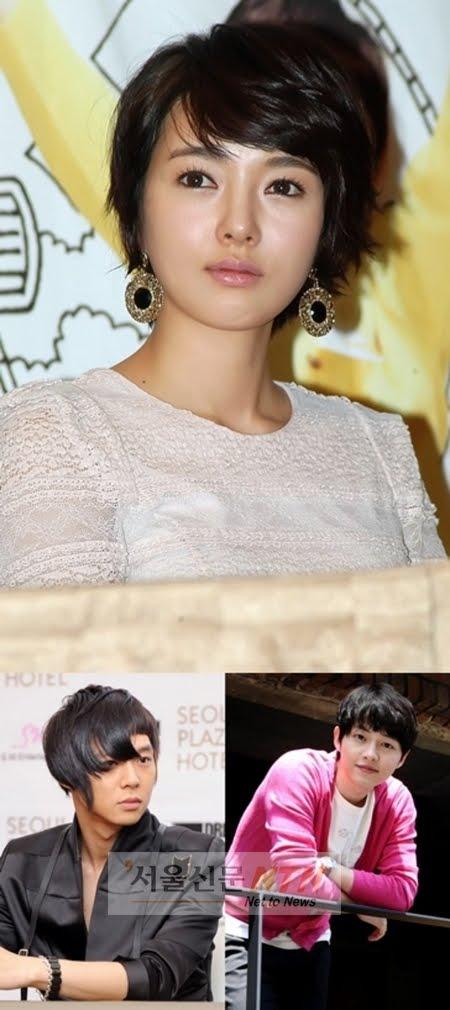 dari 4 orang Joseon F4 drama seaguk 'Sungkyunkwan Scandal' terkumpul