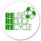 recycle, reuse, reduce, recycle your plastic