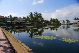 Candi Dasa beach, Amlapura, beach in Bali