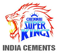 Chennai Super Kings - India Cements