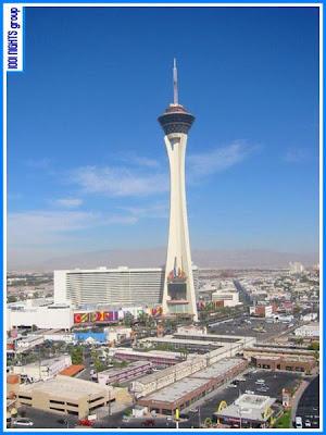 Las Vegas Stratosphere, Triple Thrills