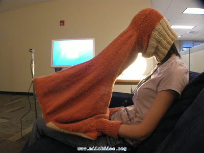 Cover Your Head along with Whole Laptop - New Privacy Policy!!
