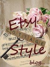 Etsy Cottage Style Blog