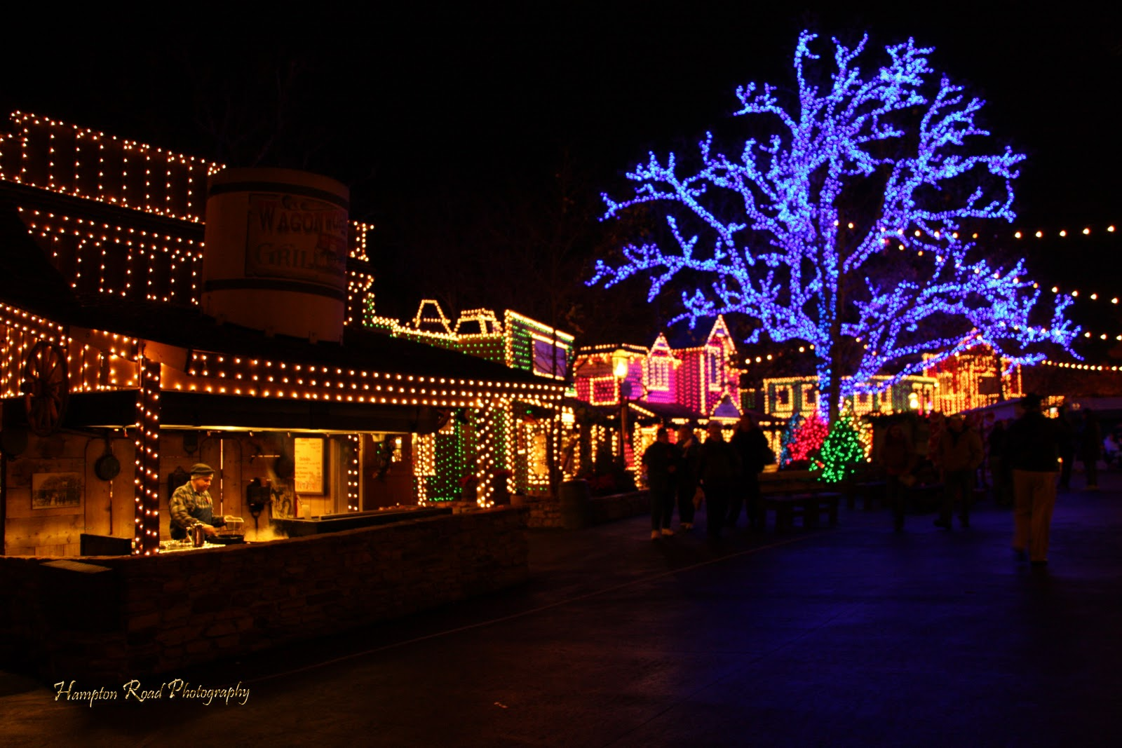 Branson Missouri Christmas Lights 2012