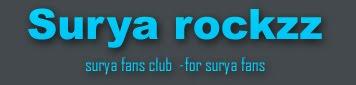 Surya fans club