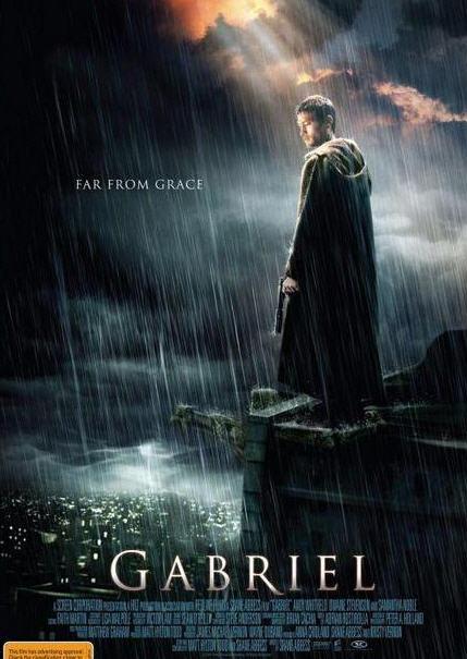 Gabriel – A Vingança de Um Anjo Dublado