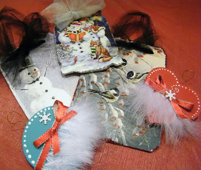 handmade christmas gifts ornaments