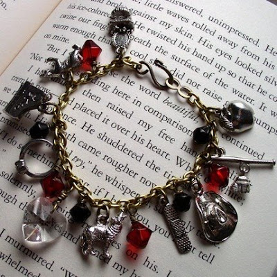 twilight charm bracelet bella edward jewelry