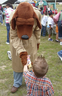 mcgruff safety dog