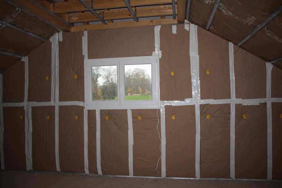 excellent isolation mur salle de bain with isolation mur salle de bain. Black Bedroom Furniture Sets. Home Design Ideas