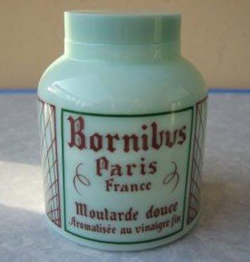 What happened to la moutarde bornibus invisible paris for Alexandre dumas dictionary of cuisine
