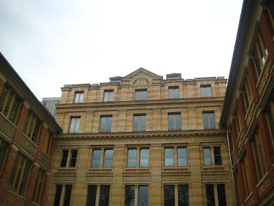 Ecole d 39 architecture paris belleville bricks in paris - Academie d architecture ...