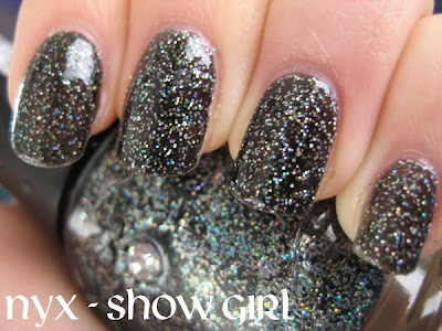 As long as nail polish brands keep coming out with glitter polishes,