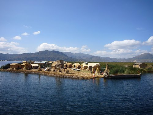 The Floating Islands of Lake Titicaca 2
