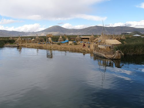 The Floating Islands of Lake Titicaca 5