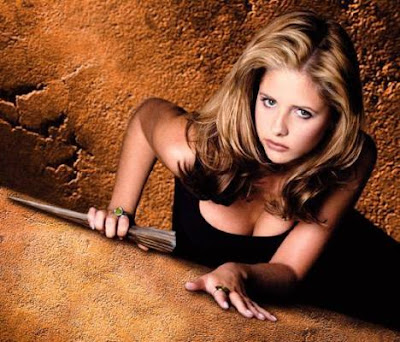Sarah Michelle Gellar. The Head Honcho of the Scooby Gang, Sarah Michelle ...