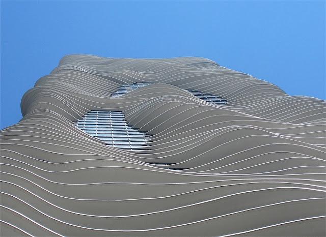 Aqua Tower - Inspired Inventiveness and Vision in Chicago ~ Kuriositas
