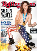 shaun white rolling stone1 100 Greatest Sports Stars   Number 93   Shaun White