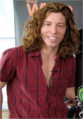 shaun+white+tall 100 Greatest Sports Stars   Number 93   Shaun White