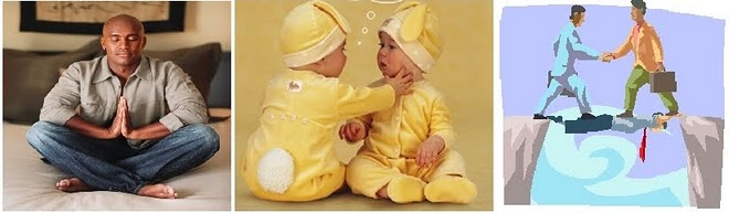 ----------Understand Self-------------------Understand Other--------------------Build Bridges------