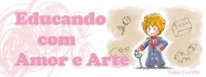 Educando com amor e arte