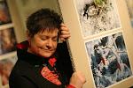 """wystawa """"Śnieg biały, śnieg granatowy"""" w Olsztynie - kliknij w zdjęcie i wejdź do Galerii"""