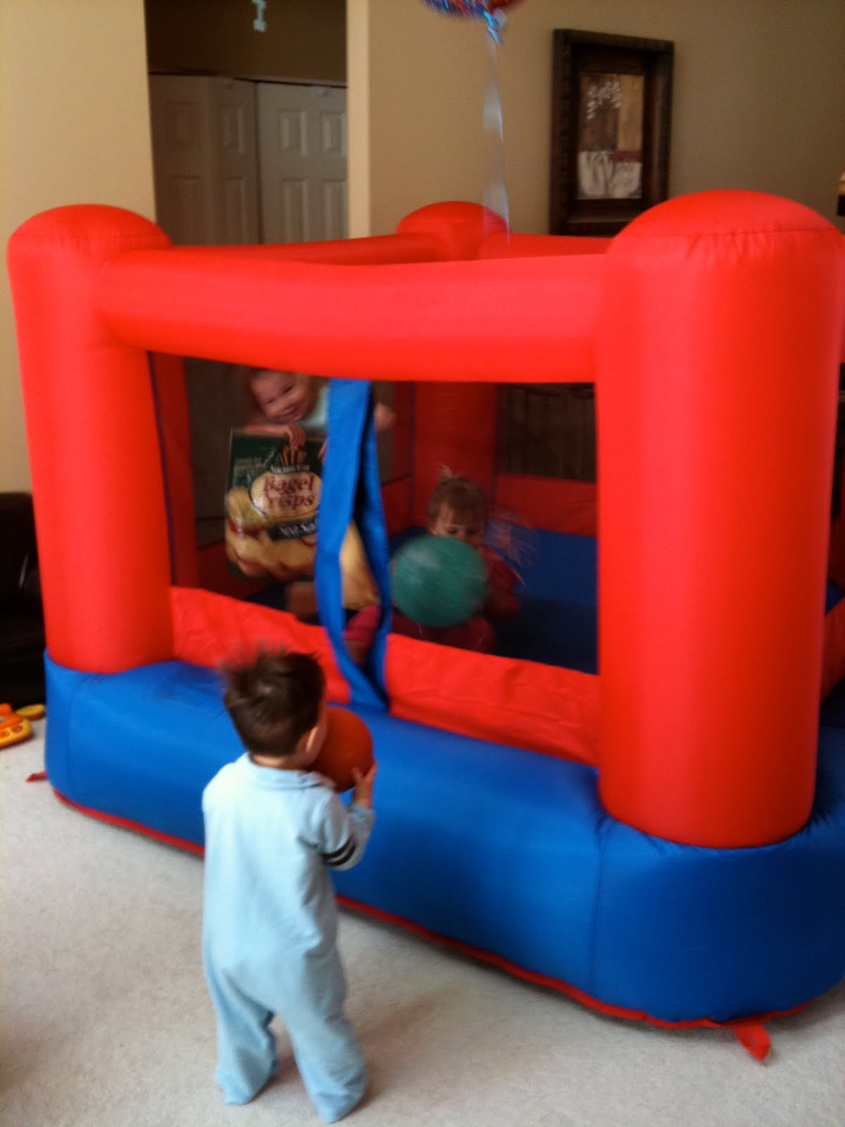 A Daily Dose Of Davis Reasons To Own Your Own Bounce House