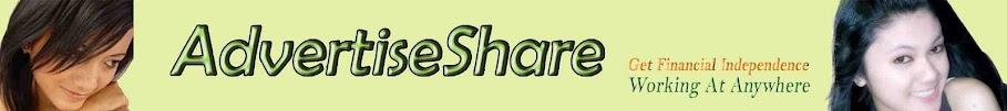 AdvertiseShare, Advertise Share, Advertisement, Advertisements, Pasang Iklan Gratis