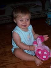 Sophie & her pink camel