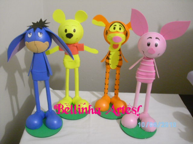 Turma do Pooh!