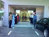 Lawatan Tan Sri ke PPW Sabah