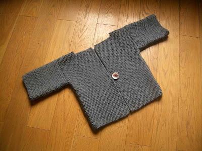 apprendre a tricoter un gilet