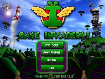Smack Downloads - Base Invaders Portable