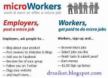 Earn Online With Microworkers