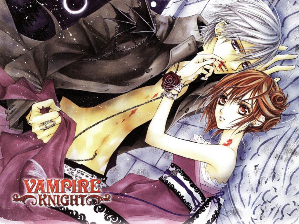 Xanimes...mangasX : Imagens / Vampire Knight