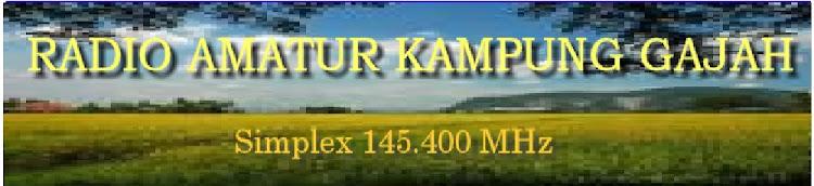 RADIO AMATUR  KAMPUNG GAJAH