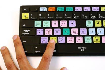 Adesivos-atalhos para Macs