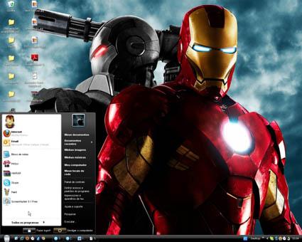 Homem de ferro Iron Man