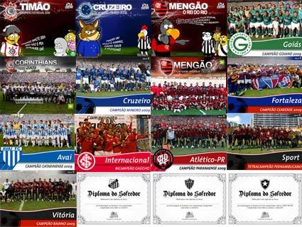 Campeões Estaduais de Futebol de 2009