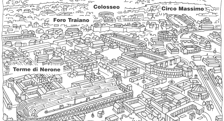 Urbs. Rome.