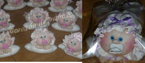 Souvenirs nacimiento peponas nenas