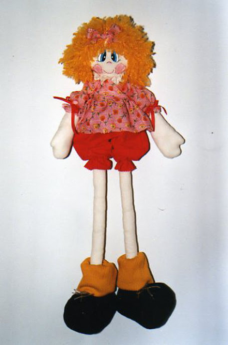 Deco infantil mue rubia