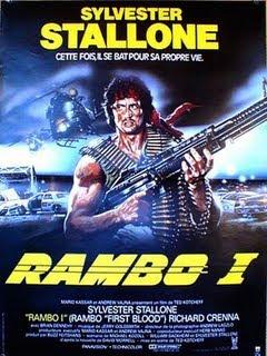 Rambo 1: Programado para Matar   Dublado Download