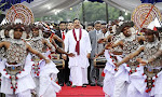 Why do we support President Mahinda Rajapaksa ?